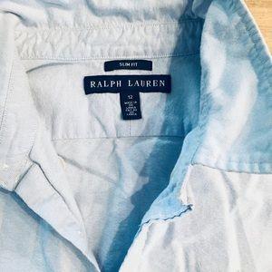 Ralph Lauren Oxford Button Down